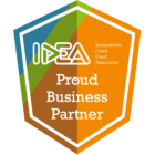 IDEA certified schild logo